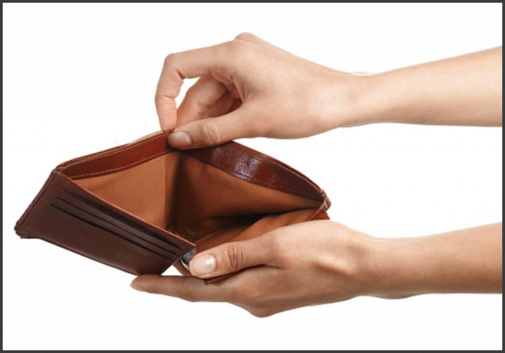 1 - Empty Wallet